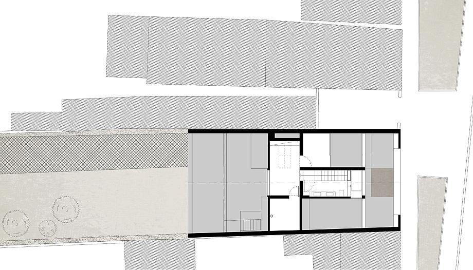 casa do arco de frari architecture network - plano (45)