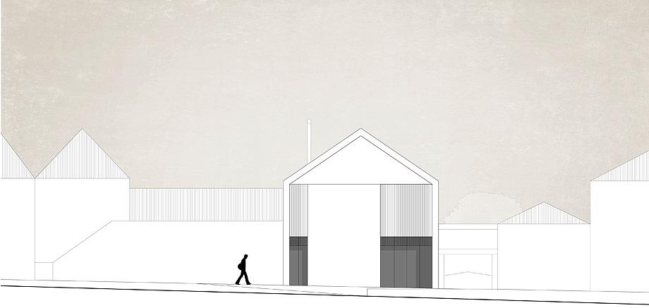casa do arco de frari architecture network - plano (47)
