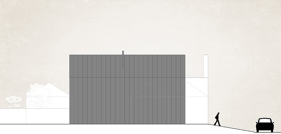 casa do arco de frari architecture network - plano (48)