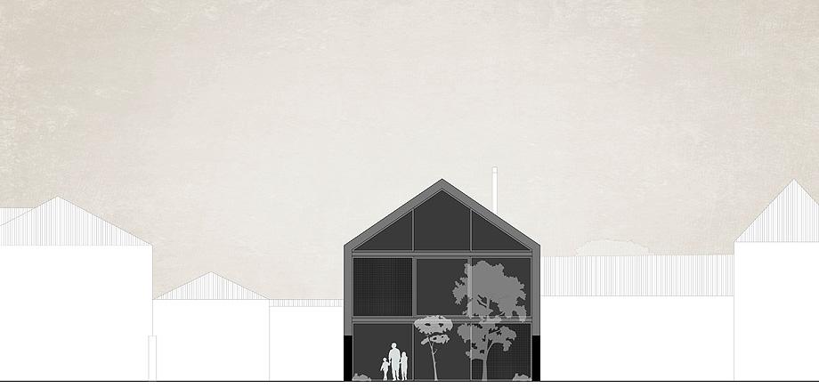 casa do arco de frari architecture network - plano (49)