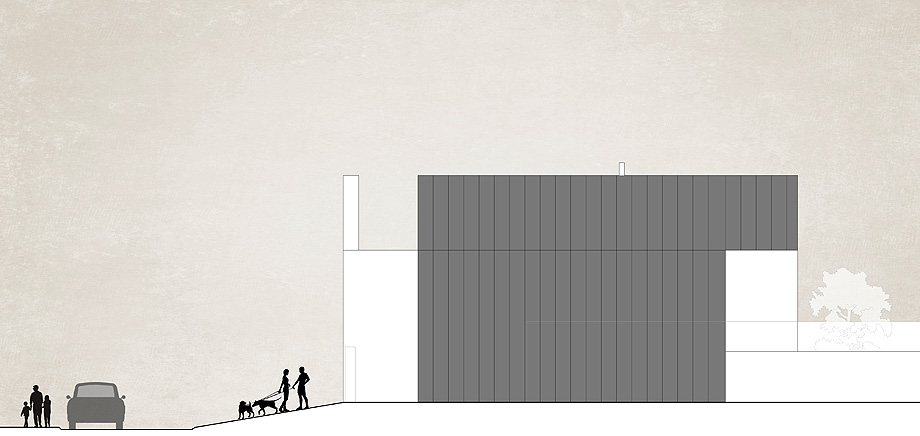 casa do arco de frari architecture network - plano (50)