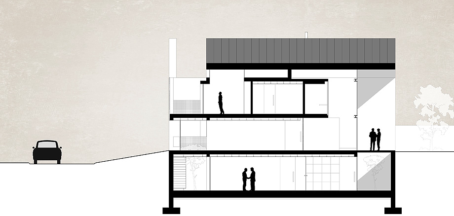 casa do arco de frari architecture network - plano (51)
