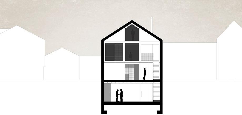 casa do arco de frari architecture network - plano (54)