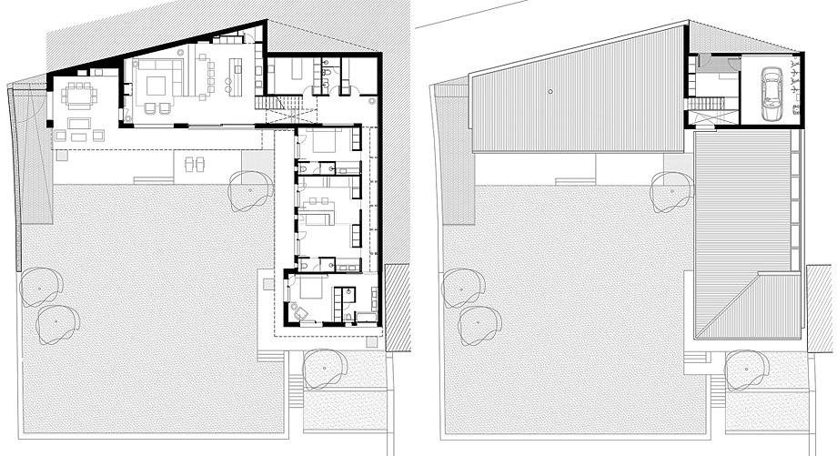 casa en la cerdanya de dom arquitectura y traç santos - plano planta (29)