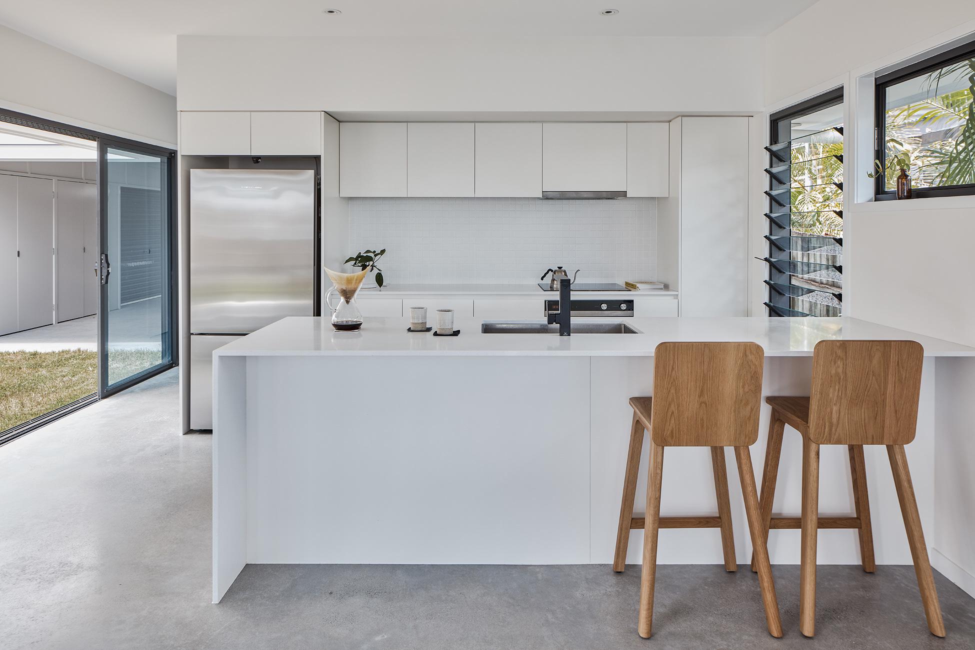 Casa sostenible en Brisbane de Happy Haus