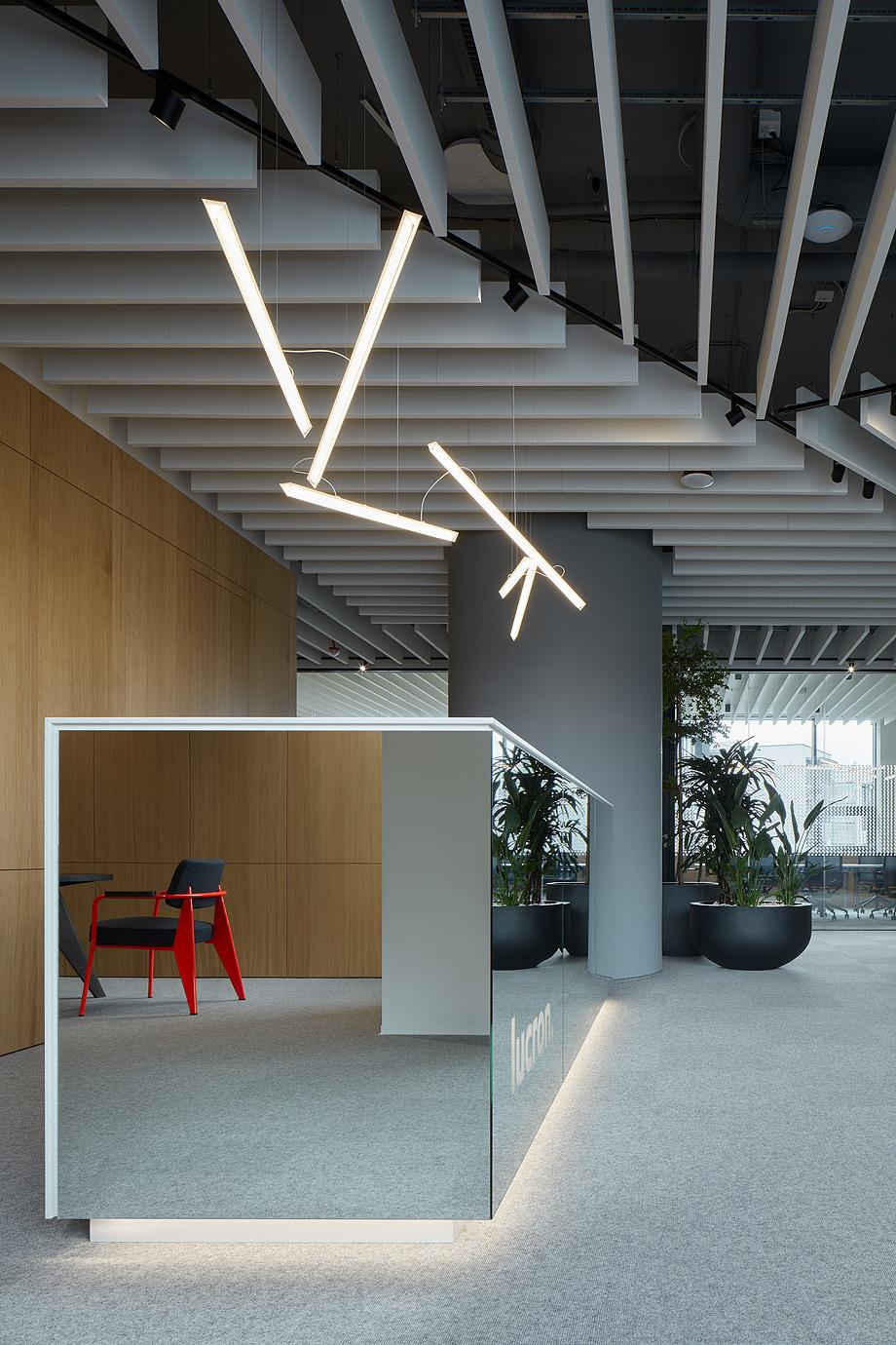 oficinas lucron de cechvala architects - foto boysplaynice (2)