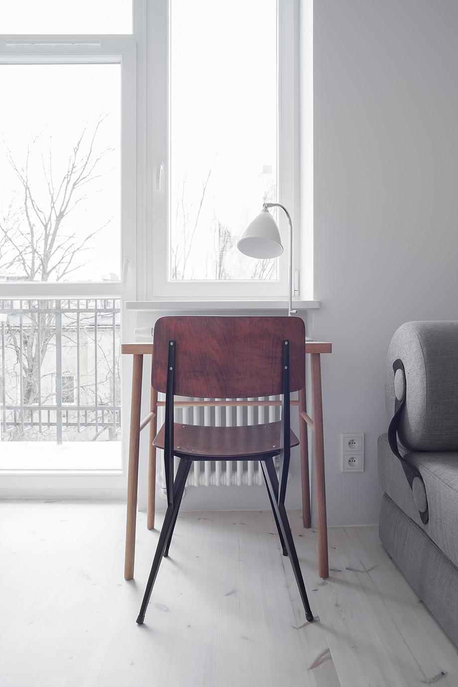 apartamento en varsovia de loft kolasinski - foto joel hauck (19)