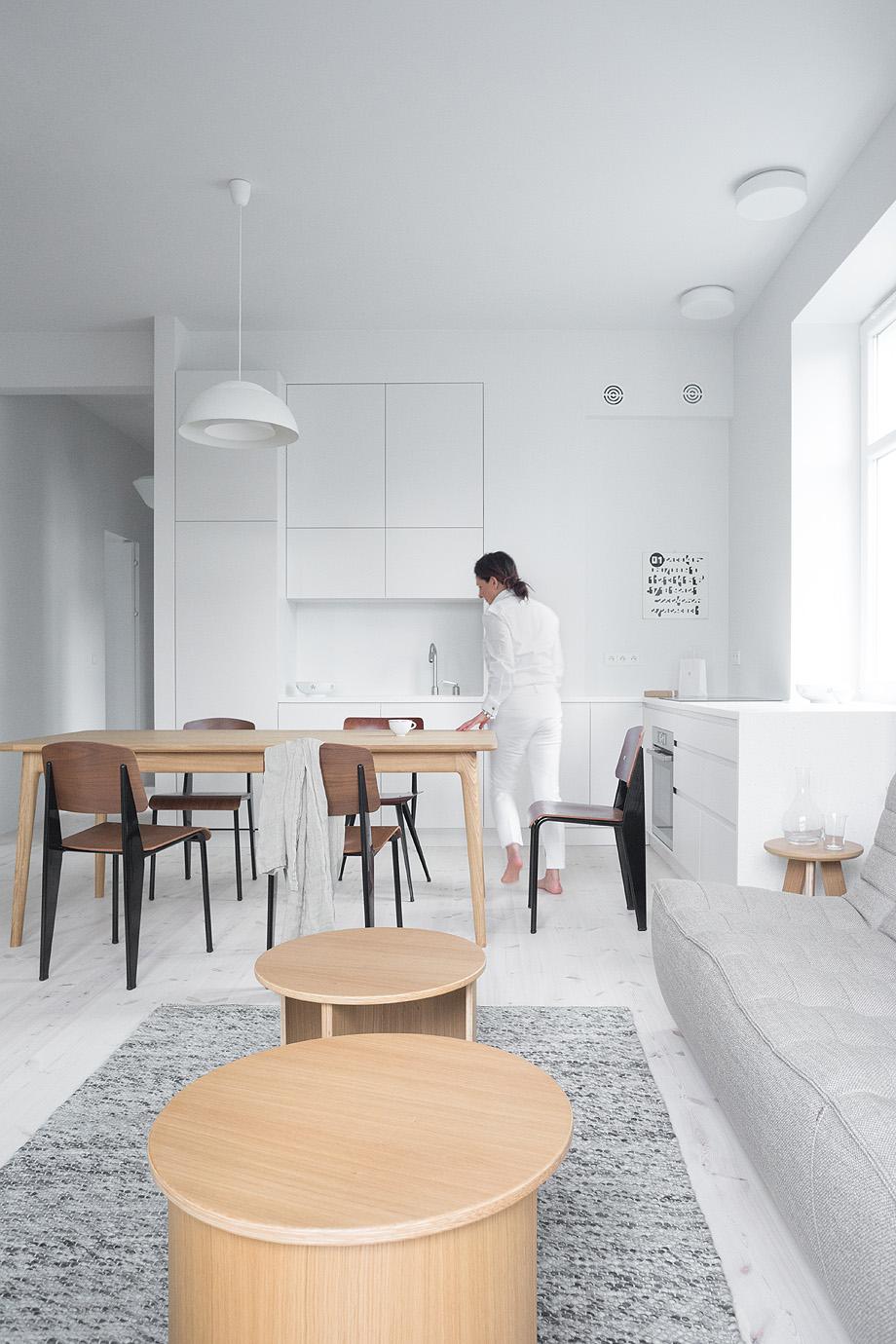 apartamento en varsovia de loft kolasinski - foto joel hauck (8)