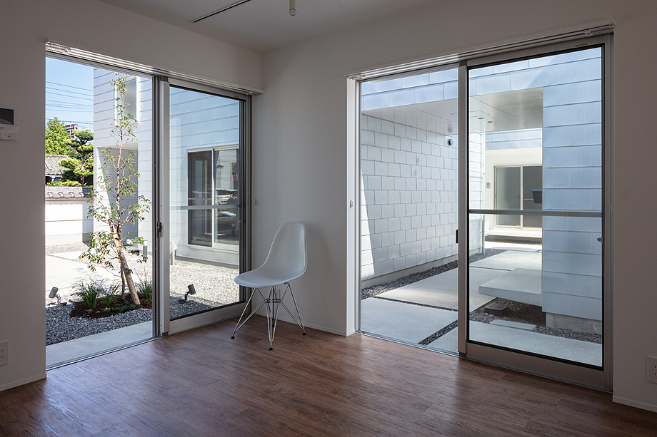 apartamentos de alquiler de masahiko fujimori - foto shigeo owaga (12)
