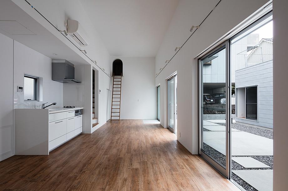 apartamentos de alquiler de masahiko fujimori - foto shigeo owaga (9)