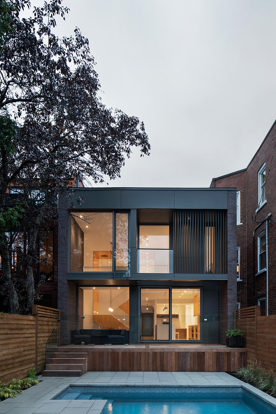 casa en montreal de naturehumaine - foto adrien williams (14)