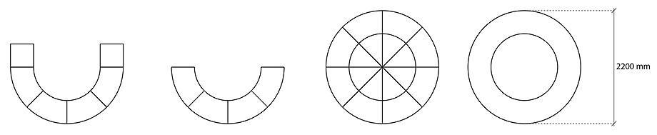 doha nest de reza aliabadi - banco curvado (15)
