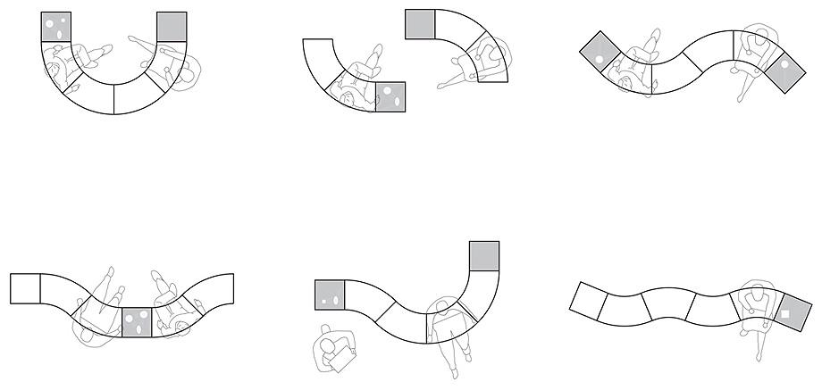 doha nest de reza aliabadi - banco curvado (16)