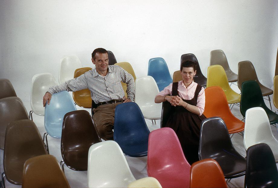 eames fiberglass chair de vitra (7) © eames office