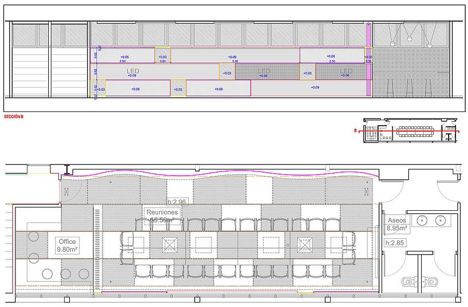 showroom alucoil de interior 03 - plano (8)