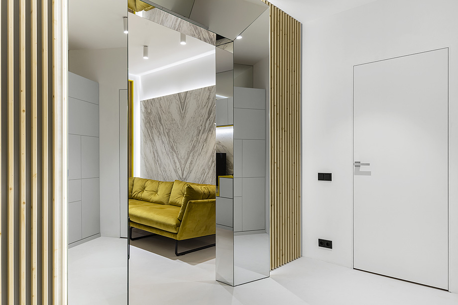 apartamento de monoloko design - foto dmitry chebanenko (1)
