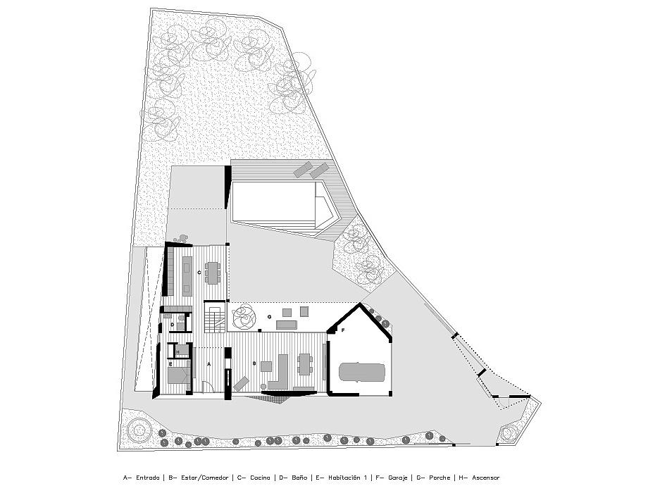 casa cumbres de chiralt arquitectos - plano (16)