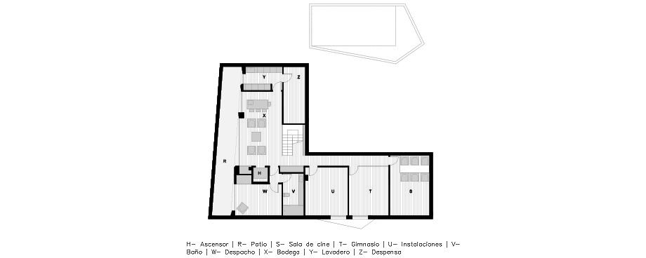casa cumbres de chiralt arquitectos - plano (17)