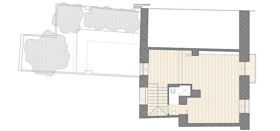 casa del batlle de gradoli sanz arquitectes - plano (17)