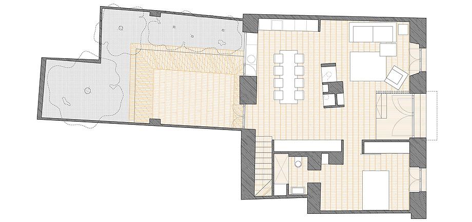 casa del batlle de gradoli sanz arquitectes - plano (18)