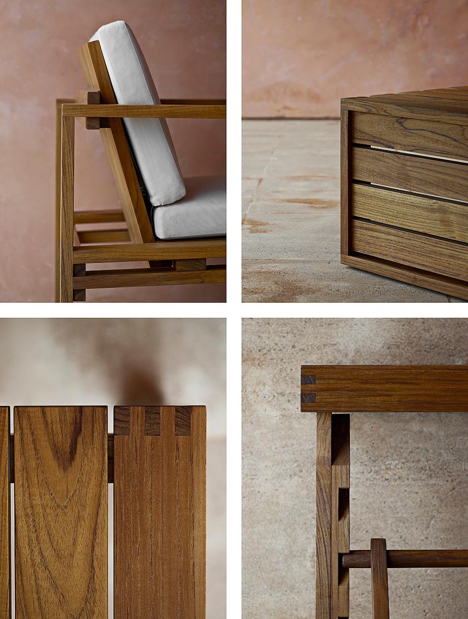 mobiliario indoor-outdoor de bodil kjær y carl hansen & son (4)