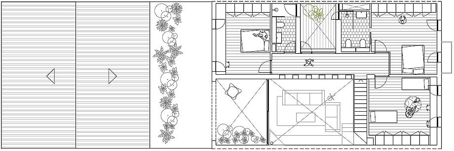 reforma en el poal por hiha studio - planimetria (16)