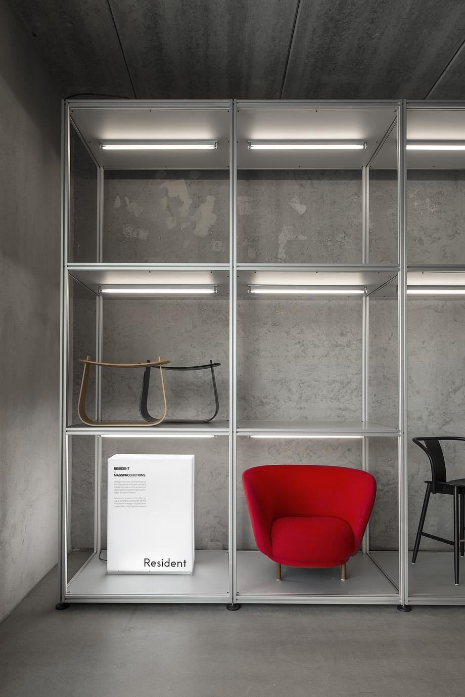 resident y massproductions comparten showroom y oficinas en estocolmo (8)