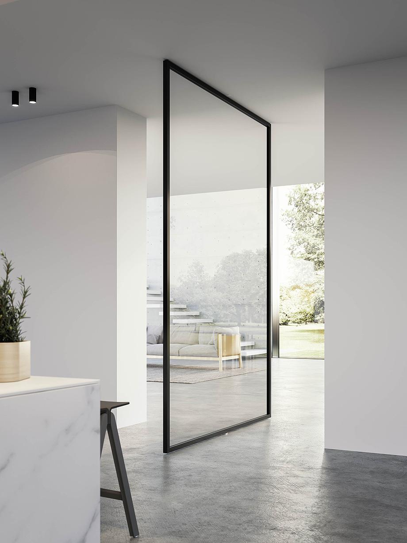 1. puerta pivotante quadra de massimo luca y adl
