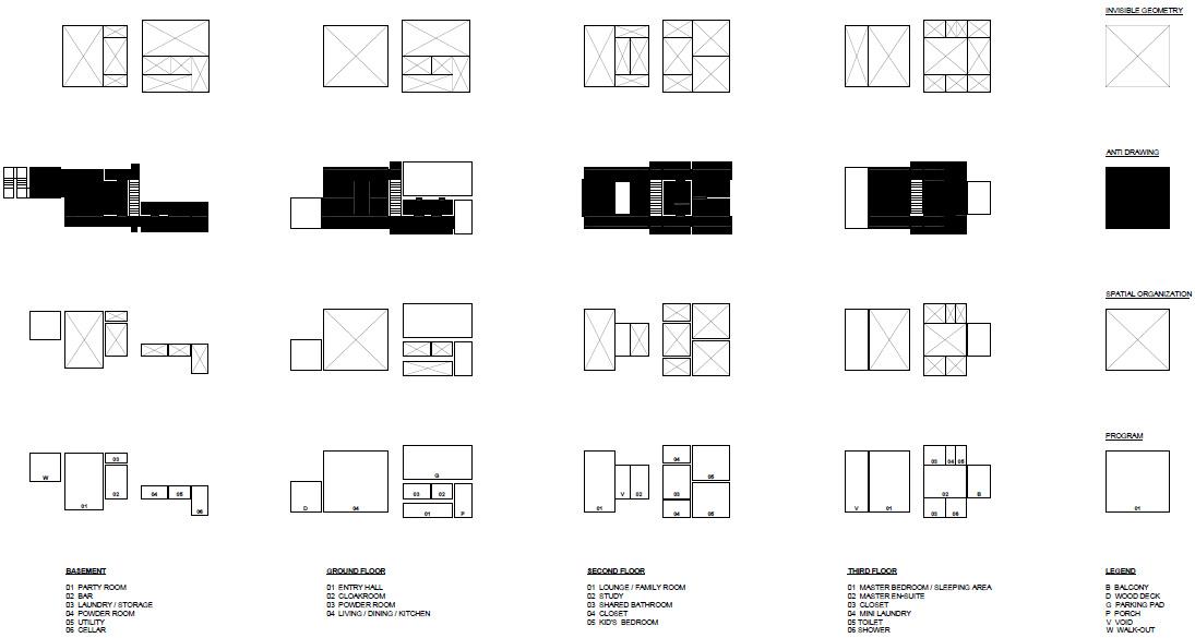 gazing house de reza aliabadi - plano (18)