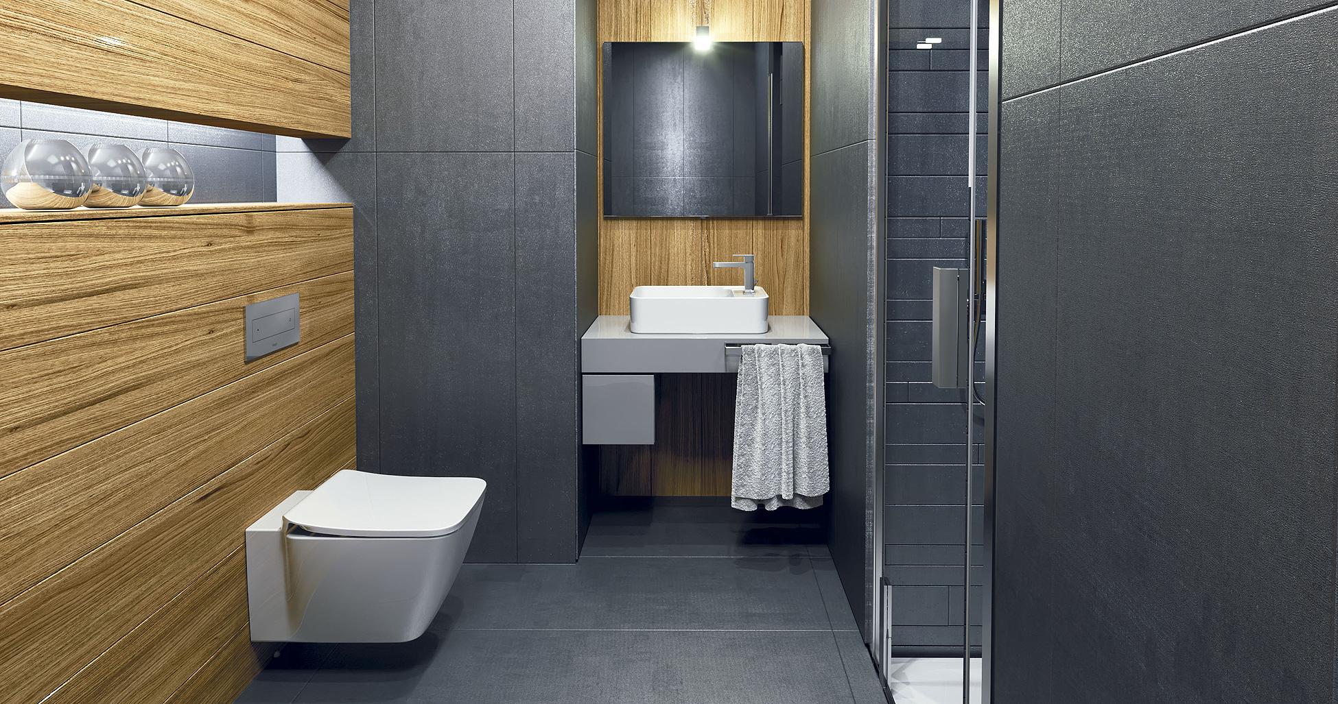 mueble adapto y lavabo edge de ideal standard