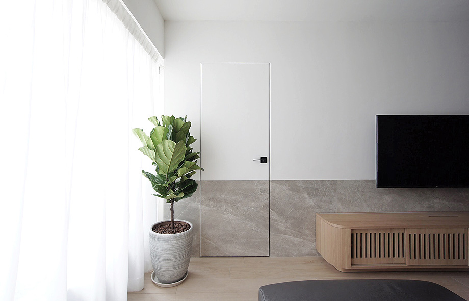 apartamento en hong kong de human w design - foto human w design (1)