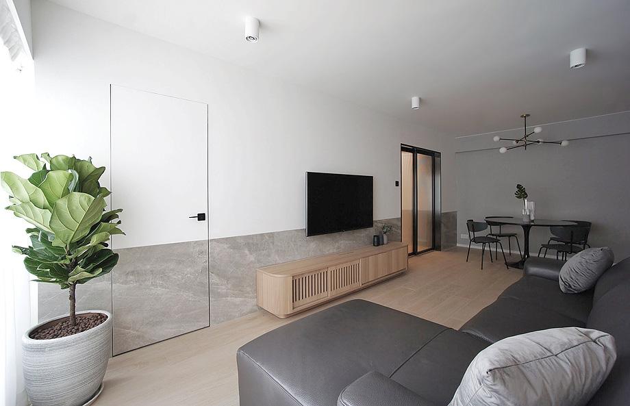 apartamento en hong kong de human w design - foto human w design (2)