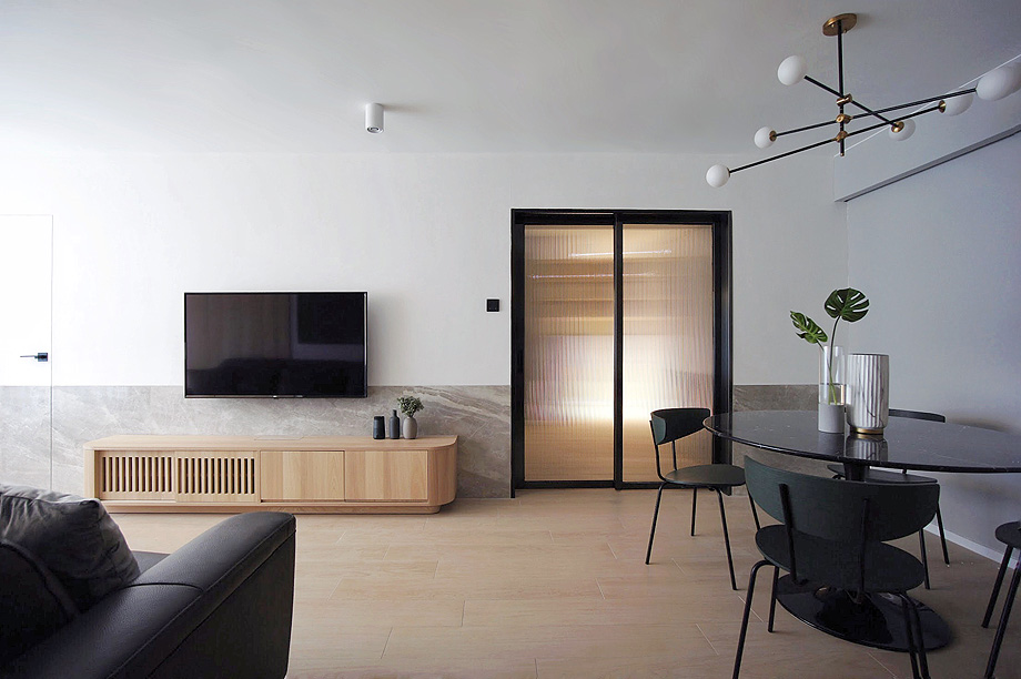 apartamento en hong kong de human w design - foto human w design (3)