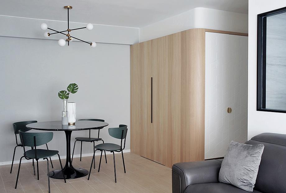 apartamento en hong kong de human w design - foto human w design (6)