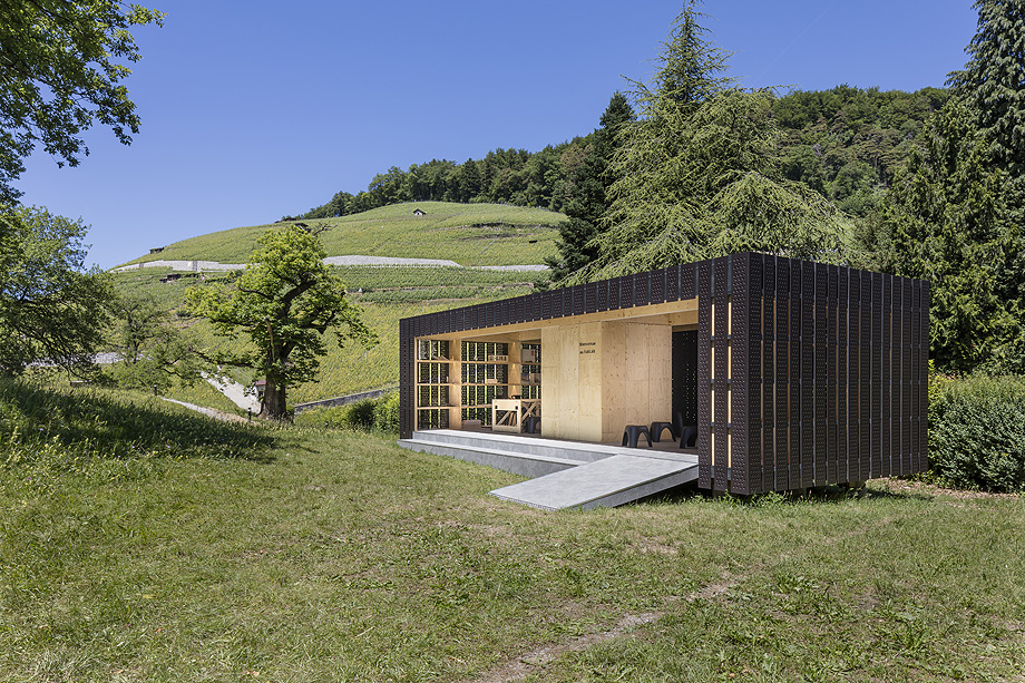 bex & arts pavilion de montalba architects - foto delphine burtin (1)