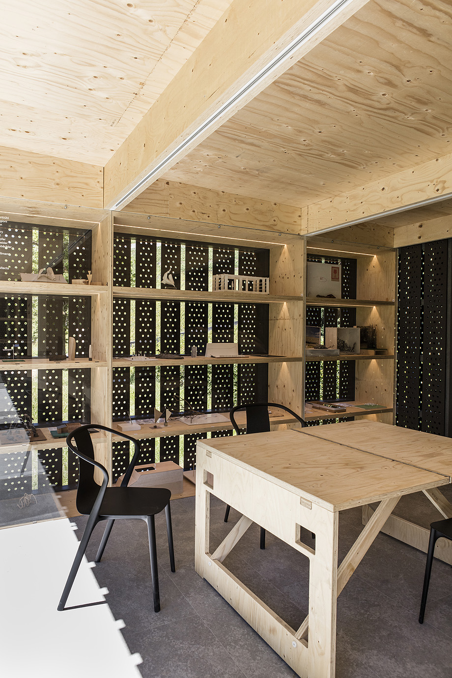 bex & arts pavilion de montalba architects - foto delphine burtin (2)
