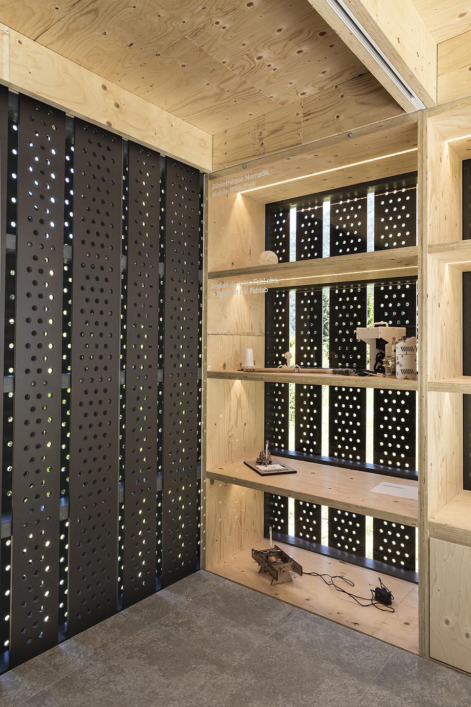bex & arts pavilion de montalba architects - foto delphine burtin (3)