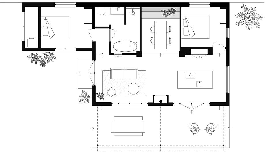 casa de campo en ibiza de jurjen van hulzen - plano (23)