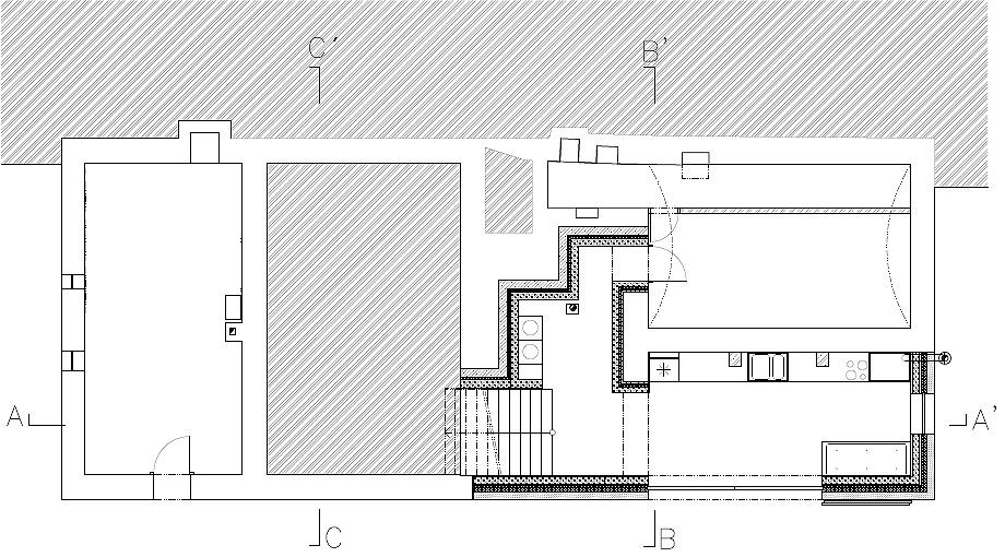 casa en liberec de mjolk architects - plano (24)