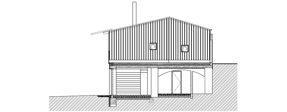 casa en liberec de mjolk architects - plano (28)