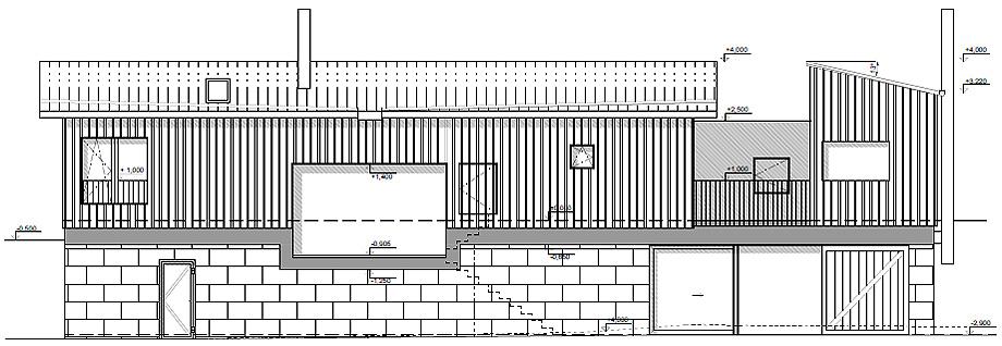 casa en liberec de mjolk architects - plano (31)