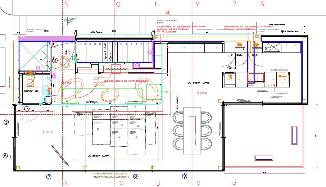 casa frente al lago garda de dreer+graf - planimetría (21)