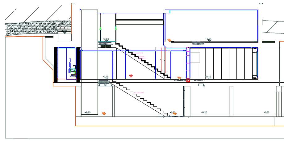 casa frente al lago garda de dreer+graf - planimetría (22)