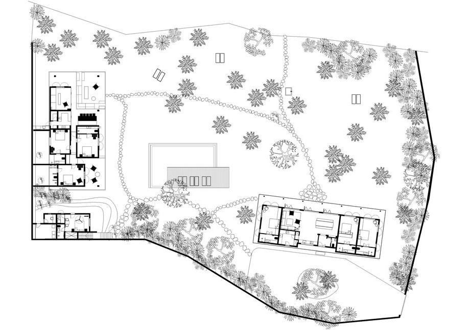 casa k de aim architecture y norm architects - plano (31)