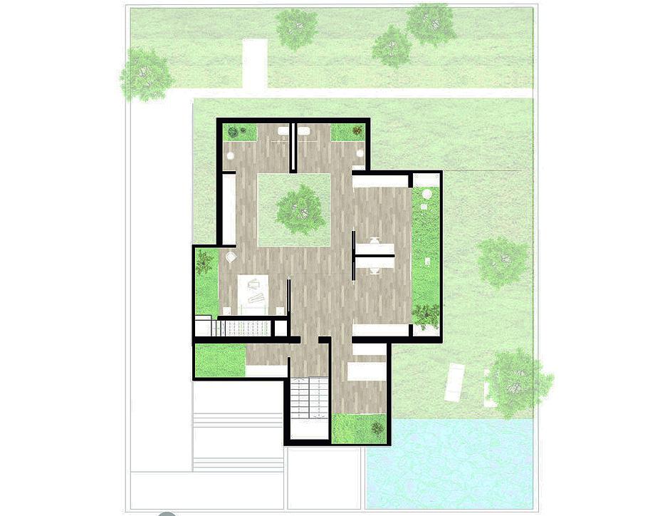 casa nube de oam arquitectos - planimetria (15)