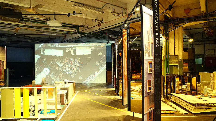 exposicion b720 fermin vazquez arquitectos en espacio simon 100 - foto hector milla (3)