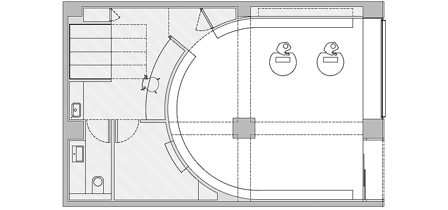 farmacia j3 de ciria alvarez arquitectos - plano (12)