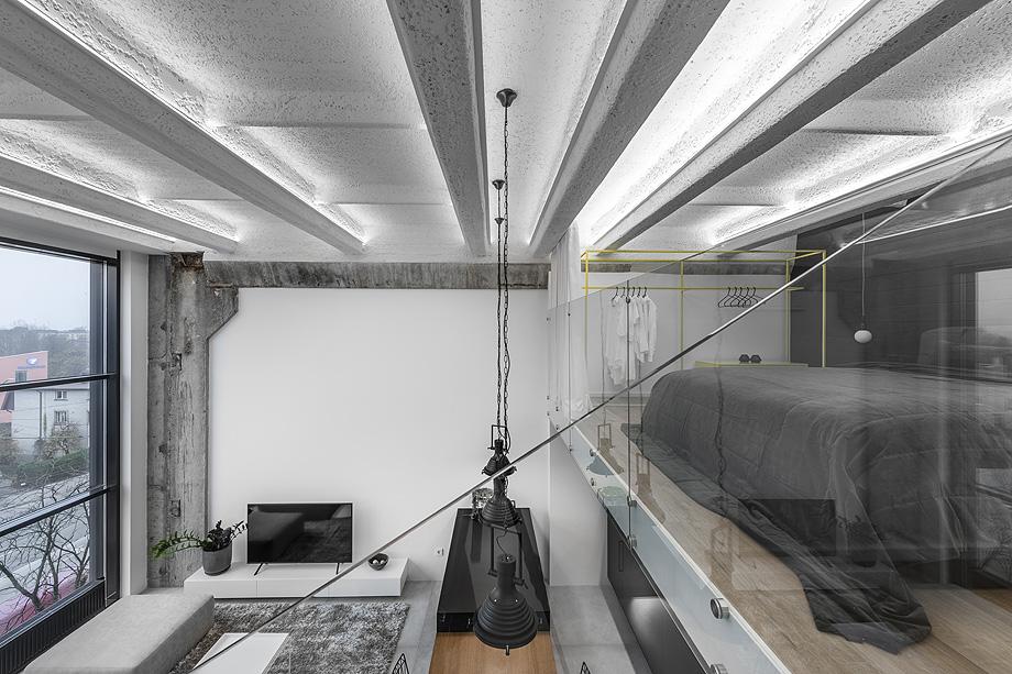 loft minimalista de idwhite - foto leonas garbačauskas (11)