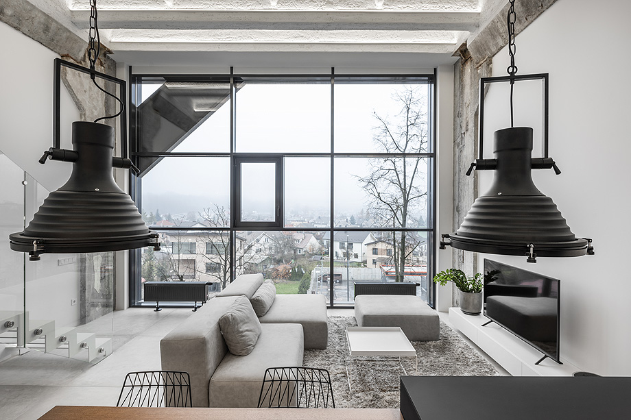 loft minimalista de idwhite - foto leonas garbačauskas (15)