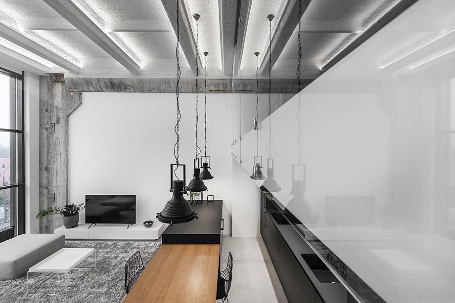 loft minimalista de idwhite - foto leonas garbačauskas (19)